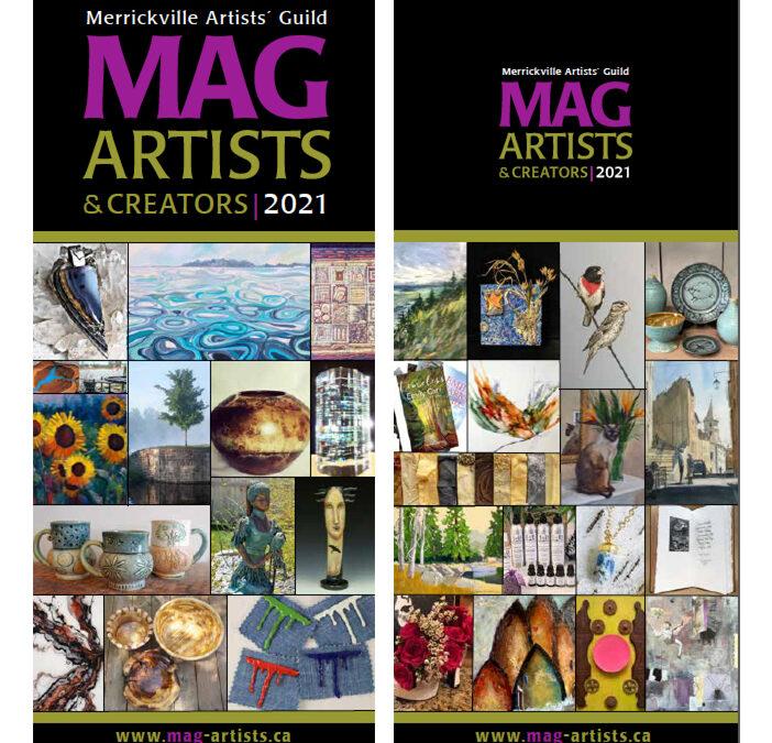 MAG Artists & Creators 2021 Guide
