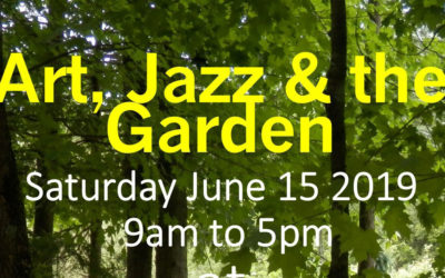 MAG Participates: Art, Jazz and the Garden: June 15: Rideau Woodland Ramble