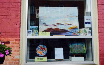 MAG Window Features ~ Marie Fletcher & Katharine Fletcher ~ Merrickville Food Market
