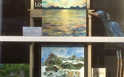 MAG Artists' Window Initiative Now Featuring ~ Loos, Fletcher, Hart, Szulga, Delangis