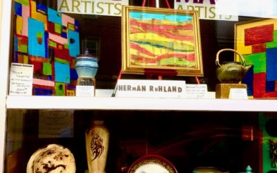 MAG Window Project Now Featuring ~ Crowder, Ruhland, Hynes ~ to July 4