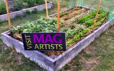 """MAG Supports Sustainable Merrickville-Wolford """"Grow a Row"""""""