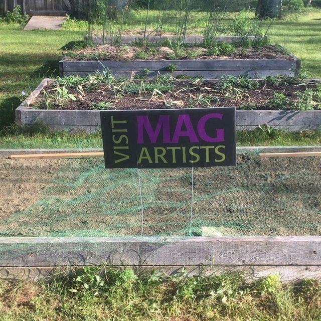 Artists Love to Garden ~ Community Benefits
