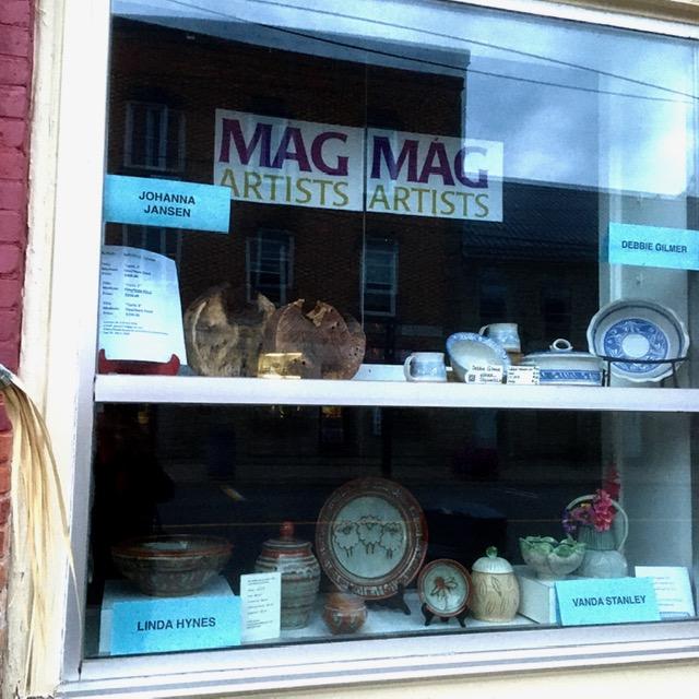 MAG Window Features ~ Jansen, Gilmer, Hynes, Stanley