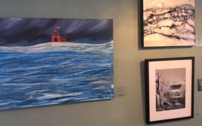 Iron Forge Restaurant Hosts MAG Art Exhibition