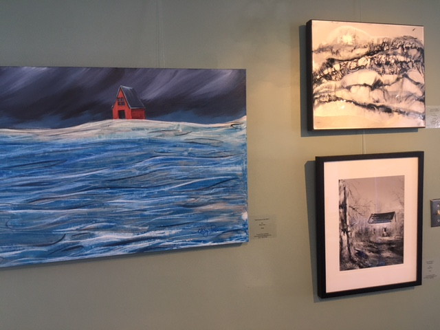Iron Forge Restaurant Hosts MAG Art Exhibition