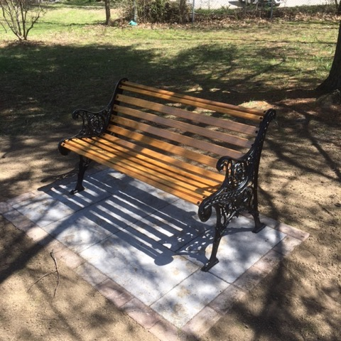 Lesley Strutt Poetry Prize and Bench ~ Update