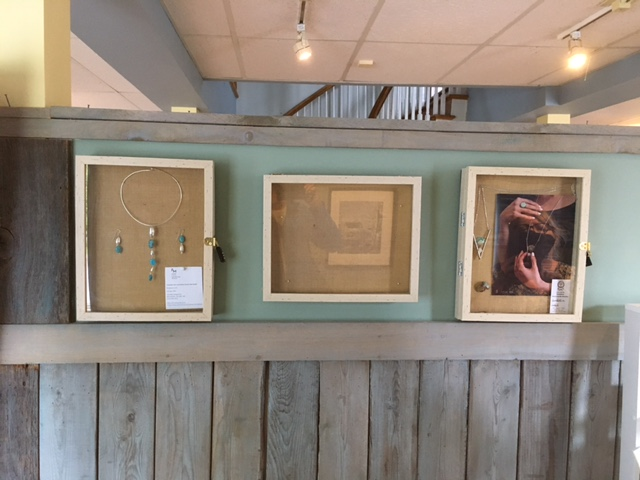 New Additions to Merrickville Artists' Guild Installation at the Iron Forge
