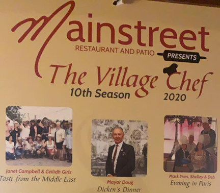 Evening in Paris @ the Mainstreet ~ Benefits MAG Youth ~ Feb 15